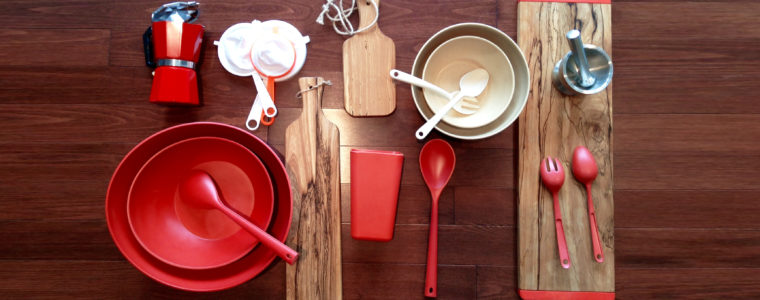 Wooden & Bamboo powder kitchenware